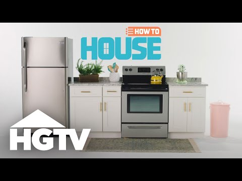 How to Pack a Kitchen - House to House - HGTV
