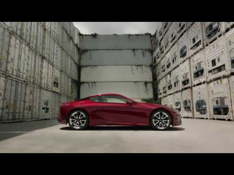 Lexus LC: The Design (Del 2)