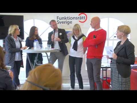 Konsekvenser av bristande underhåll - Almedalen 2018
