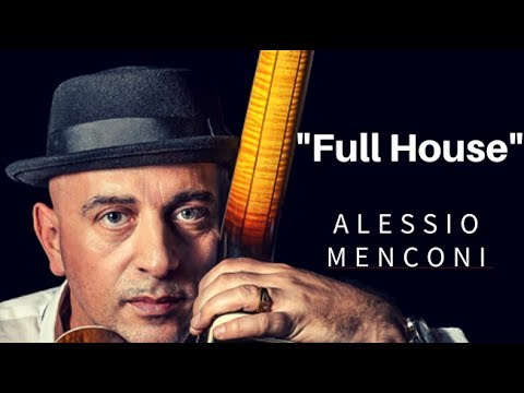 Full house - Alessio Menconi (cover)