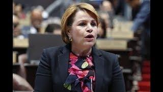 La asistencia social del gobierno no es de Lucia Medina ni del PLD dice Carolina Medina