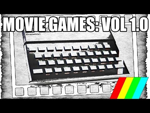 ZX SPECTRUM AT THE MOVIES: VOL 1