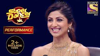 Ritik और Pratik ने उड़ायें Shilpa के होश | Super Dancer Chapter 2 - SETINDIA