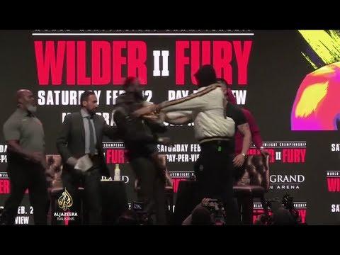 Teške riječi i prijetnje pred bokserski spektakl u Las Vegasu