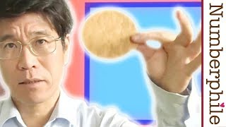 Round Peg in a Square Hole - Numberphile
