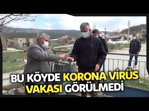 Turuncu Şehir Burdur'da Mavi Köyün Sırrı