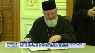 Protocol intre Patriarhia Romana si Administratia monumentelor si patrimoniului turistic