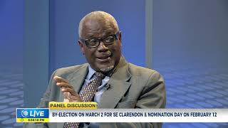 Resignation Of Rudyard Spencer And South East Clarendon By-Election  | Panel Discussion  | CVMTV