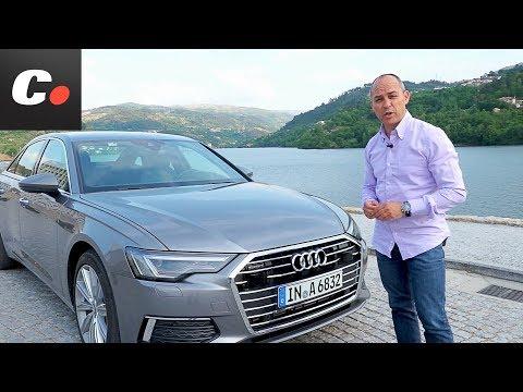 Audi A6 2018 | Primera prueba / Test / Review en español | coches.net