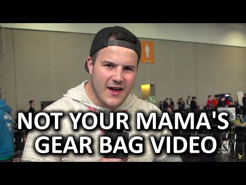 What's in our bag? - PAX East 2016