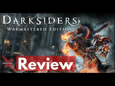 Darksiders Warmastered Edition Review l Expansive