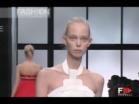 CELINE Spring Summer 2008 Paris - Fashion Channel
