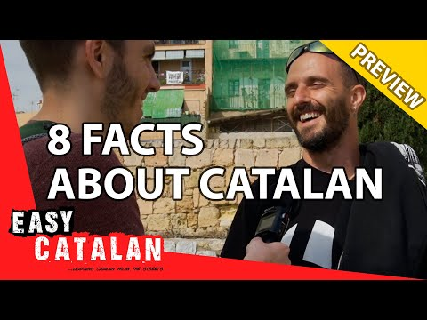 8 things you probably don't know about Catalan (PREVIEW) | Easy Catalan 12 photo