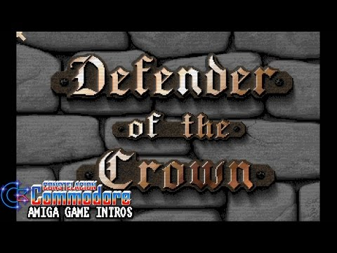 Amiga Game Intro: Defender Of The Crown (Master Designer Software/Cinemaware,1986)