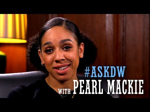 #AskDW with Pearl Mackie - All Things Bill Potts | Doctor Who Season 10