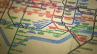 The genius of the London Tube Map | Michael Bierut on