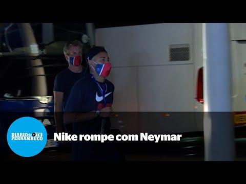 Nike rompe contrato com Neymar após denúncia de assédio sexual