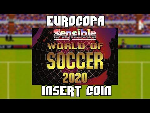 Sensible World of Soccer 2020 (2020) - PC - Eurocopa