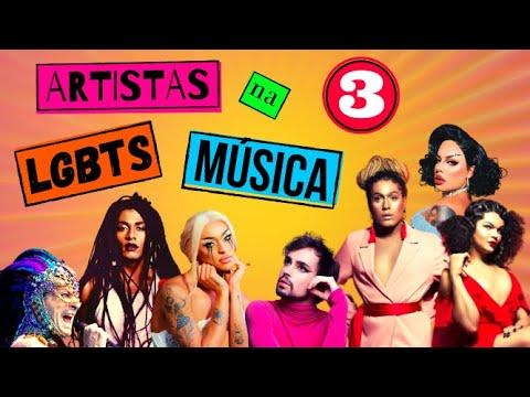 Questão de Gênero - artistas LGBTs na música - Parte 3
