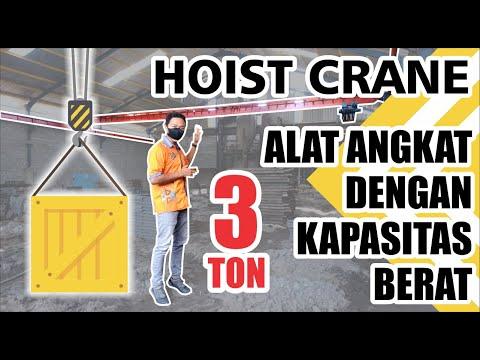 Hoist Crane | Solusi Kebutuhan Industri