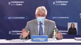 Gobierno actualiza cifra de contagiados de coronavirus - Miércoles 1 de julio 2020