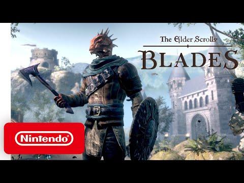 The Elder Scrolls: Blades - Launch Trailer - Nintendo Switch