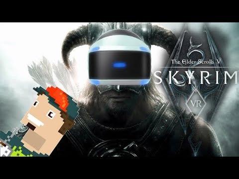 Soy un Dovahkiin!! || Skyrim VR Gameplay