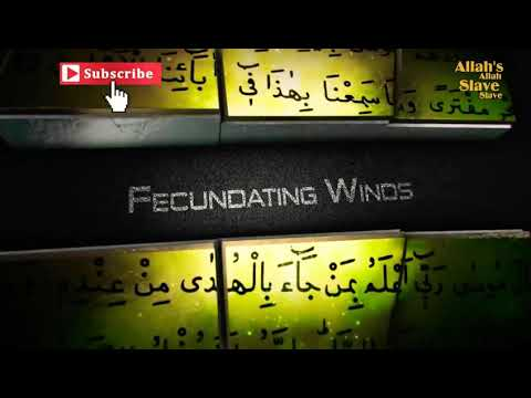 Scientific Miracle of the Quran- The Winds