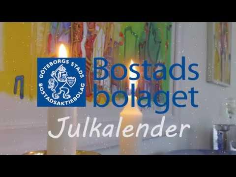 Bostadsbolagets Julkalender 2016!