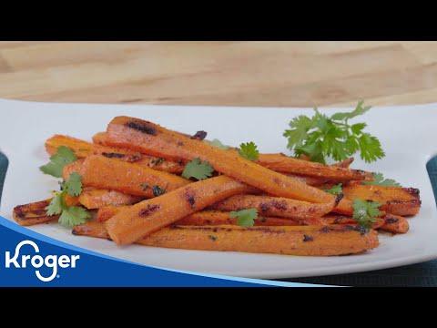 ¡Que Rico! Citrus Carrots