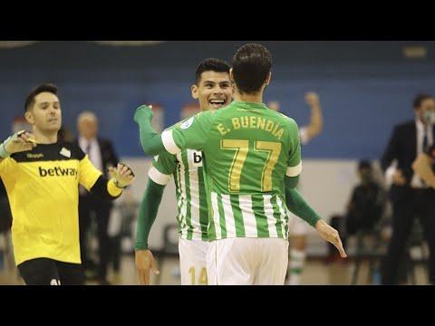 Real Betis Futsal - Burela FS Jornada 12 Temp 2020-21