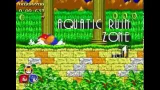 Sonic 2 Heroes (Genesis) - Longplay
