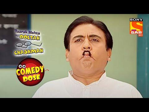 Popatlal को लगा Major Shock   Taarak Mehta Ka Ooltah Chashmah   Comedy Dose