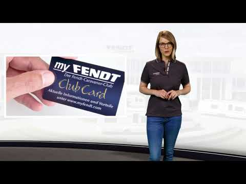Fendt-Caravan myfendt Kundenclub 2020