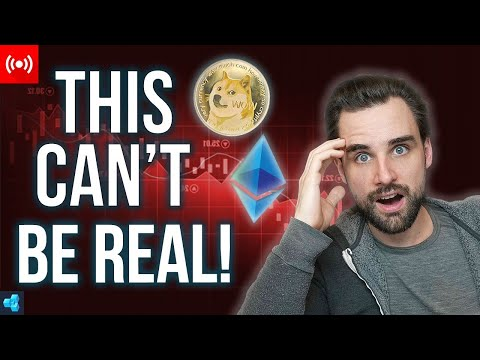 🔴LIVE: Selling Ethereum for Dogecoin!?