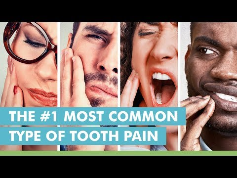The #1 Most Common Type of Tooth Pain