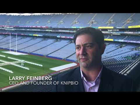 Larry Feinberg, CEO and Founder of KnipBio