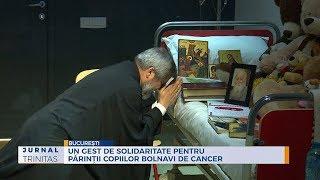 Un gest de solidaritate pentru parintii copiilor bolnavi de cancer