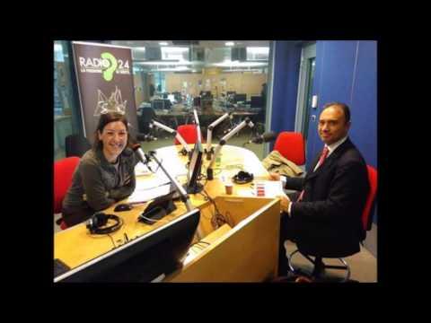 2016 Ott - S. Sorgi - Cuore e Denari - Radio 24 - Il futuro che (non) c'è