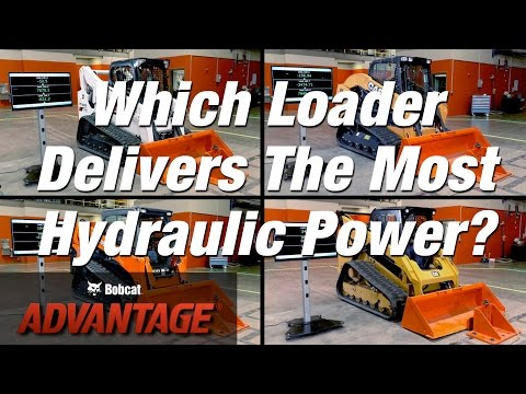Hydraulic Performance: Bobcat vs. Other Loader Brands
