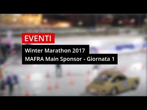 Winter Marathon 2017 - Mafra Main Sponsor - Day 1