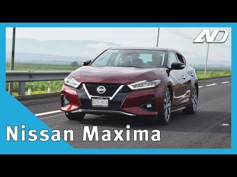 """Nissan Maxima 2019 - ¿Pudiste ver los cambios"""" - Primer Vistazo en AutoDinámico"""