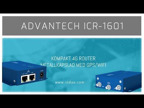 Advantech ICR-1601 4G router