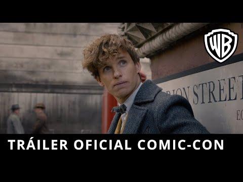 Animales Fantásticos: Los Crímenes de Grindelwald - Tráiler Oficial Comic-Con