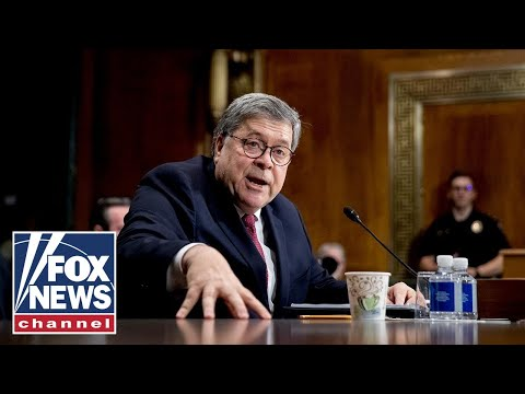 AG Barr identifies these three cities as 'anarchist jurisdictions'