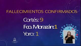 Cadena Nacional / 273 nuevos infectados / Viernes 22 Mayo