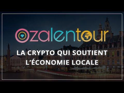 Ozalentour: Favoriser les commerces de proximités avec les cryptomonnaies