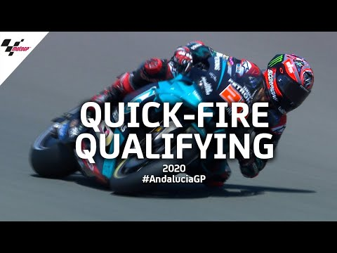 Quick-Fire Qualifying | #AndaluciaGP