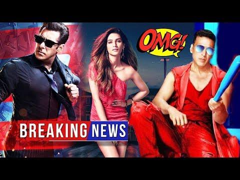 connectYoutube - RACE 3 : Fact About Sikander Salman's Pistol In Poster, Kriti Sanon In Akshay Kumar's HOUSEFULL 4