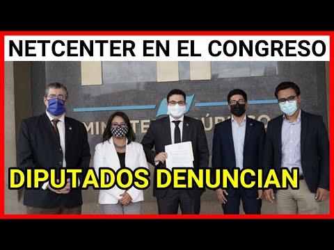 DIPUTADOS PIDEN DESTITUCION DE COMUNICADORES DEL CONGRESO POR ATAQUE DE DESPRESTIGIO (NetCenter)